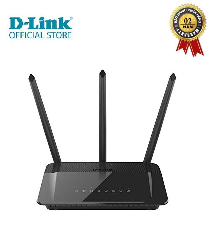 Giá Thiết bị phát sóng wifi D-LINK DIR-859 - Hàng chính hãng