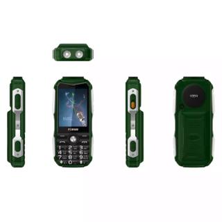 Điện thoại di động Forme D777 kiêm sạc dự phòng, màn hình 2.8inch, pin 5800mAh, Loa 3D to rõ, font chữ lớn - Phân phối chính hãng thumbnail