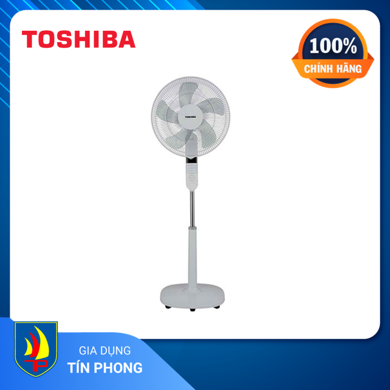 QUẠT ĐỨNG TOSHIBA F-LSA20(W)VN. Loại quạt: Quạt đứng. Công suất: 60 W. Tiện ích: Điều khiển từ xa, Hẹn giờ tắt.