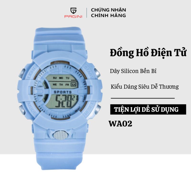 Đồng Hồ Điện Tử - Kiểu Dáng Thể Thao Năng Động - WA000002 bán chạy