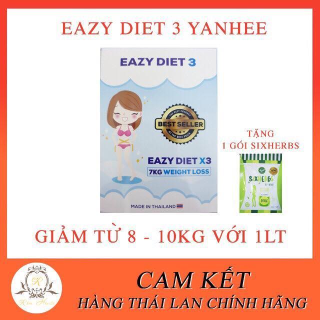 Giảm cân vip 3 Yanhee giảm mạnh nhập khẩu