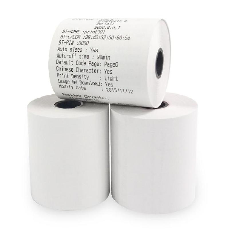Mua Cuộn Giấy In Bill K57 Phi 38 Chuyên dụng cho máy POS cầm tay (57x38mm), 1 cuộn