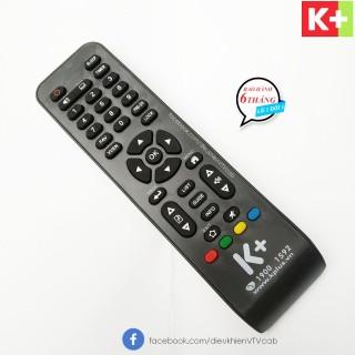 Remote Điều Khiển Đầu K+ HD Technicolor Hàng Loại 1 Sử Dụng Tốt thumbnail