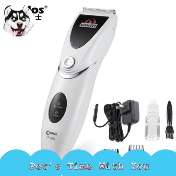 Tông đơ cắt lông chó codos 7800 - Pets Time