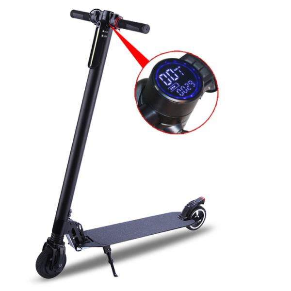 Mua [Chính Hãng] Xe điện scooter người lớn, xe điện scooter 5,5 inch - xe điện scooter cao cấp có thể gấp gọn,Kiểu dáng gọn nhẹ, vật liệu cao cấp(nhôm máy bay) và nhẹ nhàng, có thể mang theo bên mình, có thể đặt trong cốp xe