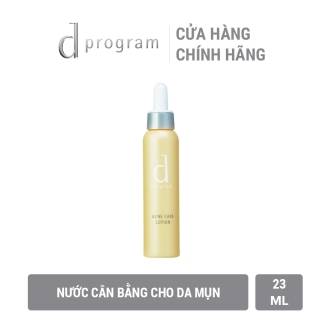 [ Quà tặng ] Nước cân bằng cho da mụn dprogram acne care lotion thumbnail