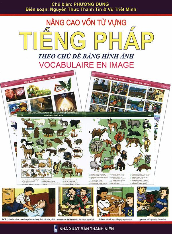 Nâng cao vốn từ vựng tiếng Pháp theo chủ đề bằng hình ảnh Nhật Bản