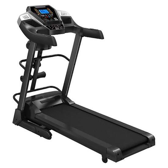 Bảng giá Máy chạy bộ đa năng Ganas T500 1.75 HP 220V – 50 Hz, trọng tải 100kg, tốc độ tối đa 1.0-14km/h, màn hình LCD, có đầu massage giảm béo bụng