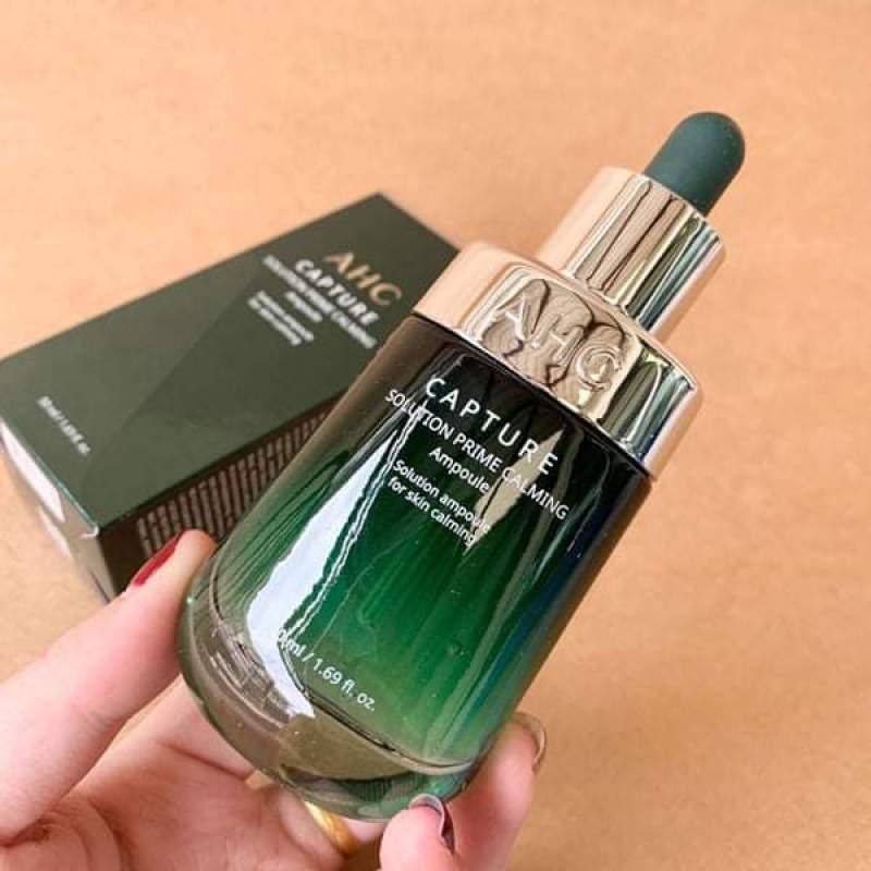 Serum AHC màu xanh lá giá rẻ
