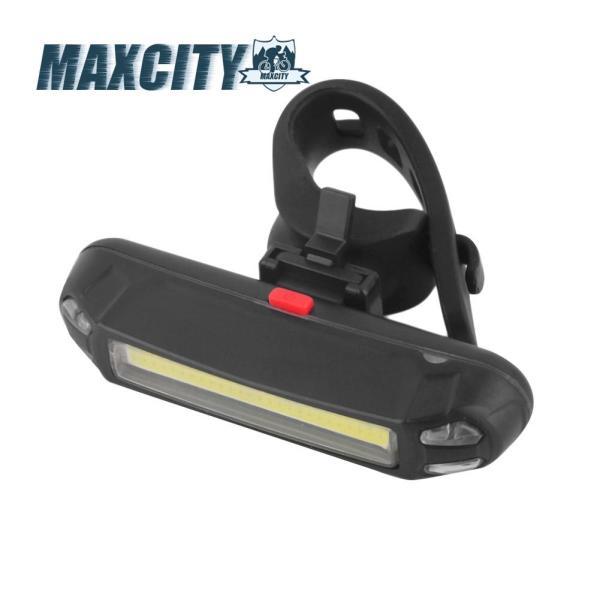 100LM LED Xe Đạp Đèn Hậu Phía Sau Có Thể Sạc Qua USB Xe Đạp MTB Đèn An Toàn