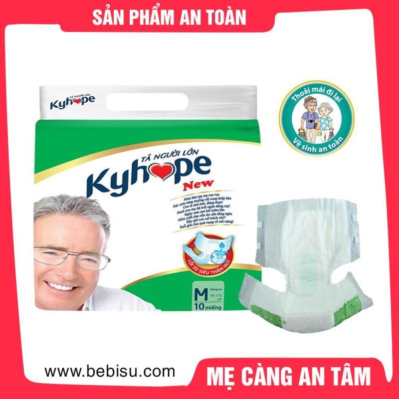 Tã Dán Cho Mẹ Đi Sinh, Tã Dán Kyhope (10 Miếng) Size M/L (78-115cm) Cho Người Già shop Metomti2002 tốt nhất