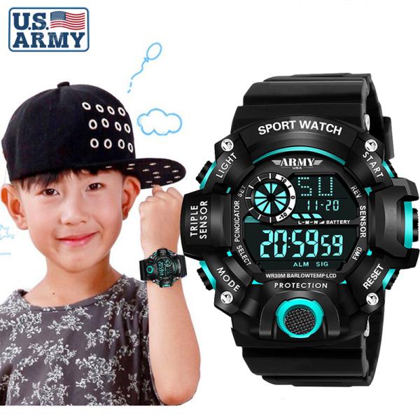 Đồng hồ Trẻ Em ARMY JACK USA An toàn tuyệt đối cho Bé, Chống Sốc, Chống Nuốc Tốt - Đồng hồ trẻ em đẹp, Đồng hồ bé trai, bé gái, Đồng hồ trẻ em giá rẻ, Đồng hồ trẻ em chống nước, Đồng hồ trẻ em thể thao, Đẹp,chống bán ch�