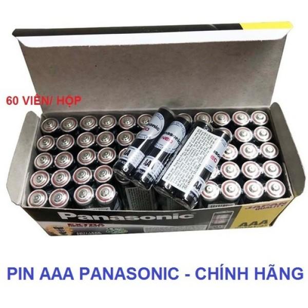 Hộp 30 vỉ pin đũa đen AAA NEO Panasonic R03NT/2S-Pin Phương Nam
