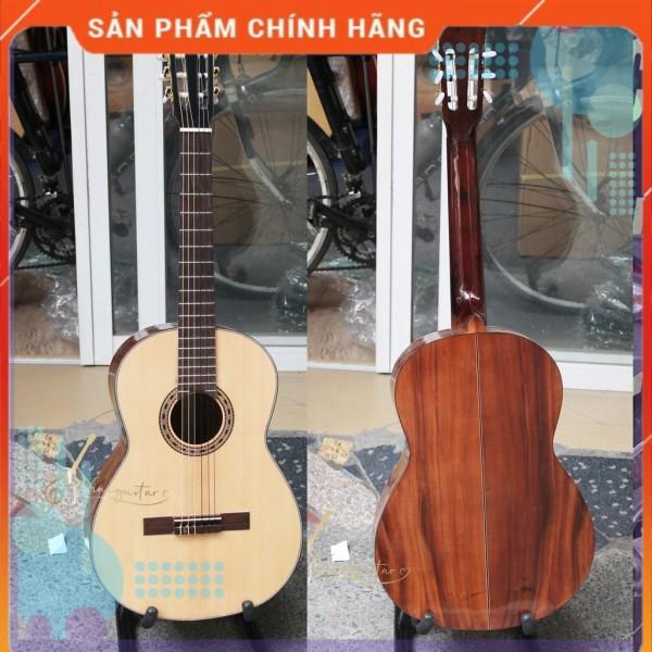 Đàn Guitar Classic VG-CD2 Gỗ Điệp Tặng 12 Phụ Kiện - Phân phối chính hãng bởi nhaccu3so