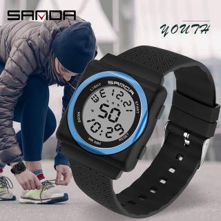 Đồng hồ Nữ Nam Unisex thể thao SANDA JAPAN,Thương hiệu Nhật, Siêu Chống Nước thumbnail