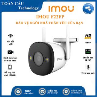 [100% CHÍNH HÃNG]Camera IP Wifi IMOU IPC-F22FP 1080P cảnh báo chuyển động, tích hợp Mic, có thể tự phát Wifi - CAMERA TOÀN CẦU thumbnail