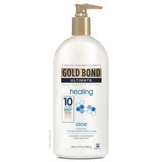 Dưỡng thể giúp phục hồi da Gold Bond Ultimate Healing Skin Therapy Lotion 396g (Mỹ) thumbnail