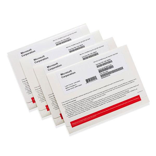 Bảng giá Phần mềm HĐH Microsoft Windows Pro 10 64Bit Eng Intl 1pk DSP OEI DVD Phong Vũ