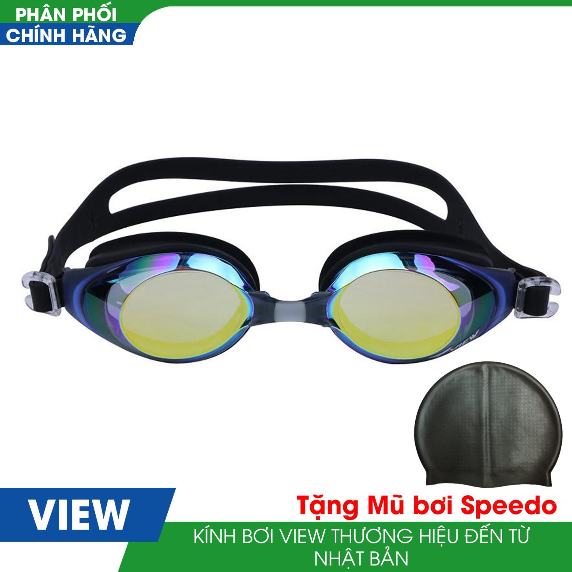 Kính Bơi View V610MR Tráng Gương Đang Giảm Giá