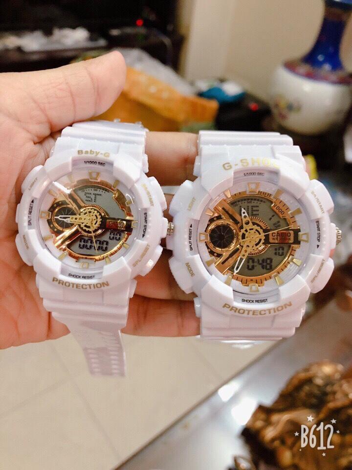 Đồng hồ Gshock Baby G cho nam/nữ bán chạy