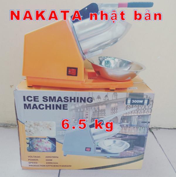 Máy bào đá Nakata 1 lưỡi  máy bào đá giá rẻ