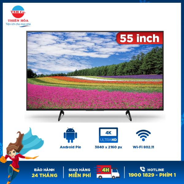 Bảng giá [Trả góp 0%]Android tivi Sony 4K 55 inch KD-55X7500H VN3