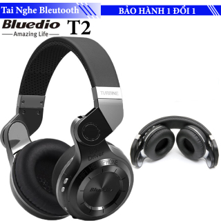 Tai nghe Bluetooth cao cấp Bluedio T2 Turbine thumbnail