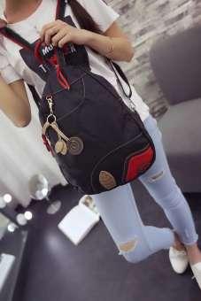 กระเป๋าเป้ผู้หญิงแฟชั่น หนังฟอกนุ่ม สไตล์เกาหลี