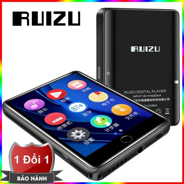 Máy nghe nhạc Bluetooth Ruizu M7 - Music player Ruizu M7 Bluetooth 4.0