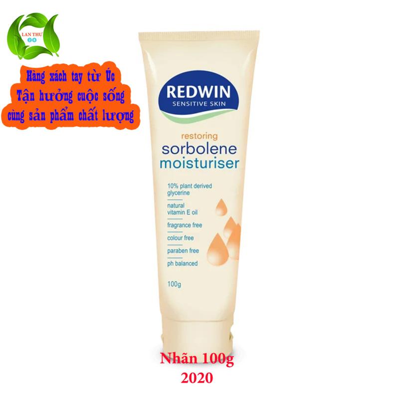 Sữa dưỡng thể mềm mịn da Của REDWIN Sorbolene moisturiser Restoring With Vitamin E