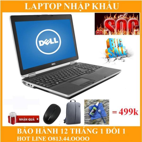 Bảng giá Laptop DEll 6430 I5/Ram8G/1000G Hàng nhập khẩu Nhật full box zin all bao tét 30 ngày Phong Vũ