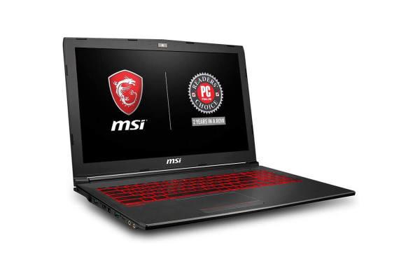 Bảng giá Laptop MSI GV62 8RD i5-8300H Ram 8g,SSD128+HDD 500G VGA: GTX 1050TI-4g, màn 15.6 inch FULL HD Phong Vũ