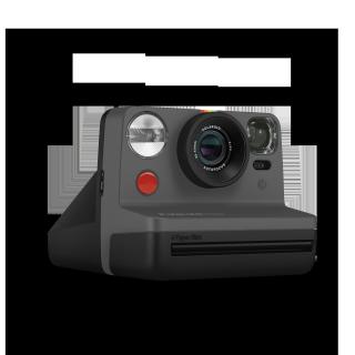 Máy Chụp Ảnh Lấy Liền Polaroid Now - Màu Đen thumbnail