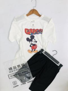 Bộ quần áo nữ năng động dễ thương- Hàng Quảng Châu túi zip - Loại I thumbnail