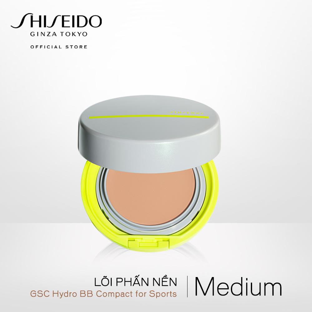 Lõi Phấn nền chống nắng Shiseido GSC Hydro BB Compact for Sports 12g
