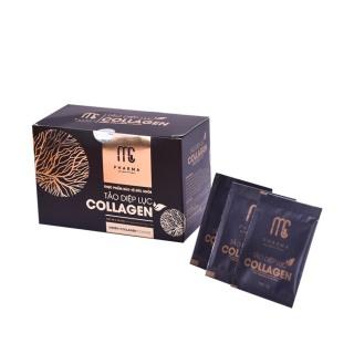 Tảo diệp lục Collagen Magic Skin Mc Pharma SÁNG DA NGỪA LÃO HÓA CHÍNH HÃNG Hộp 30 gói thumbnail