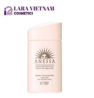Sữa Chống Nắng Anessa Cho Da Nhạy Cảm UV SPF50+ PA++++ 60ml thumbnail