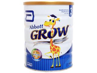 Sữa Grow 3 abbott 900g thumbnail