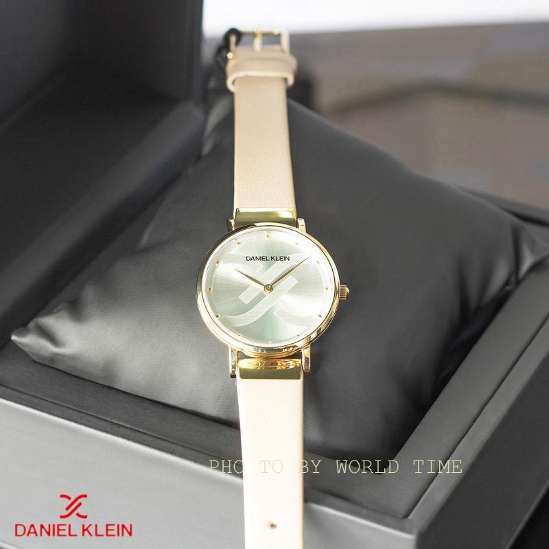 Nơi bán Đồng hồ nữ Daniel Klein DK11824-2 [ Full Hộp,Thẻ BH Hãng 3 Năm ] - Kính Cứng, Chống Nước, Chống Xước