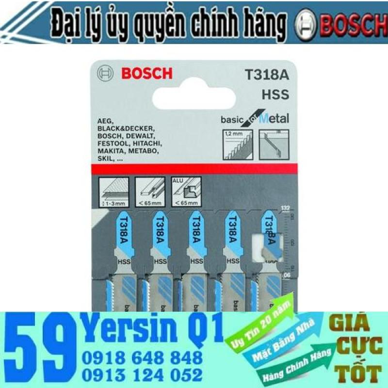 Lưỡi cưa lộng Bosch 2608631319 132 x 1.2 x T 318 A