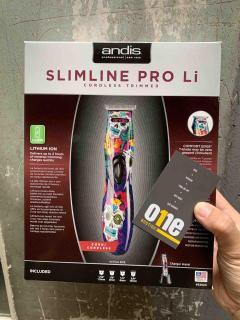 Tông đơ cắt tóc trấn viền Andis Slimline Pro Li - phiên bản Sugar Skull 2020 thumbnail