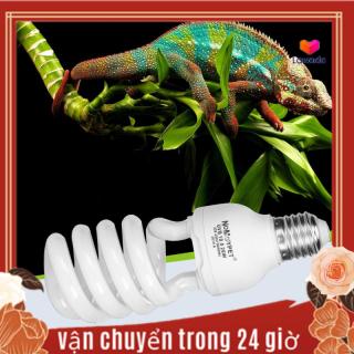 Bóng Đèn Vườn Ươm Bò Sát Sa Mạc E27 26W Đèn Tia Cực Tím UVB Canxi 220-250V 10.0 thumbnail