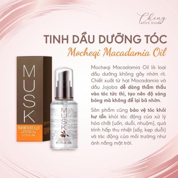 Tinh dầu dưỡng tóc Macadamia Chenglovehair