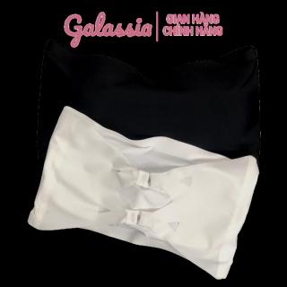 Áo bra quây cúp ngang không gọng không dây đẹm mỏng GALASSIA thumbnail