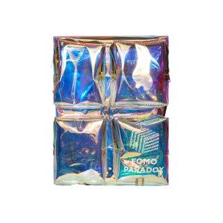 PARADOX Balo PVC PSYCHICS HOLOGRAM BACKPACK thumbnail