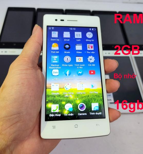 Điện thoại 2 sim pin trâu oppo a31 16 GB ROM - 2 GB RAM siêu mạnh - cảm ứng cấu hình cao