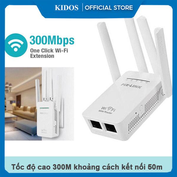 Bảng giá Kích sóng wifi 4 râu - cực mạnh (trắng)-Bộ câu trộm wifi hàng xóm-Bộ thu phát wifi mạnh gấp 4 lần wifi thường thu phát sóng lên đến 50m Phong Vũ