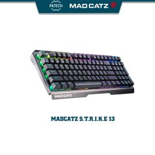 Bàn phím máy tính MADCATZ S.T.R.I.K.E 13 - Hàng chính hãng thumbnail