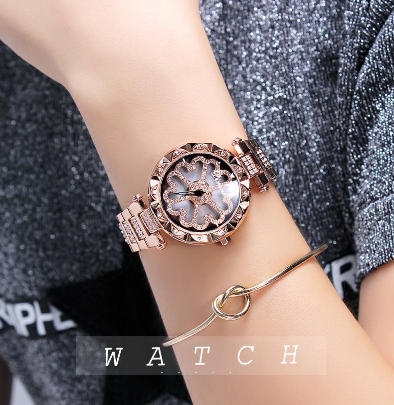 Nơi bán Đồng hồ nữ ROMA  ROSIA  Dây Kim Loại Cao Cấp