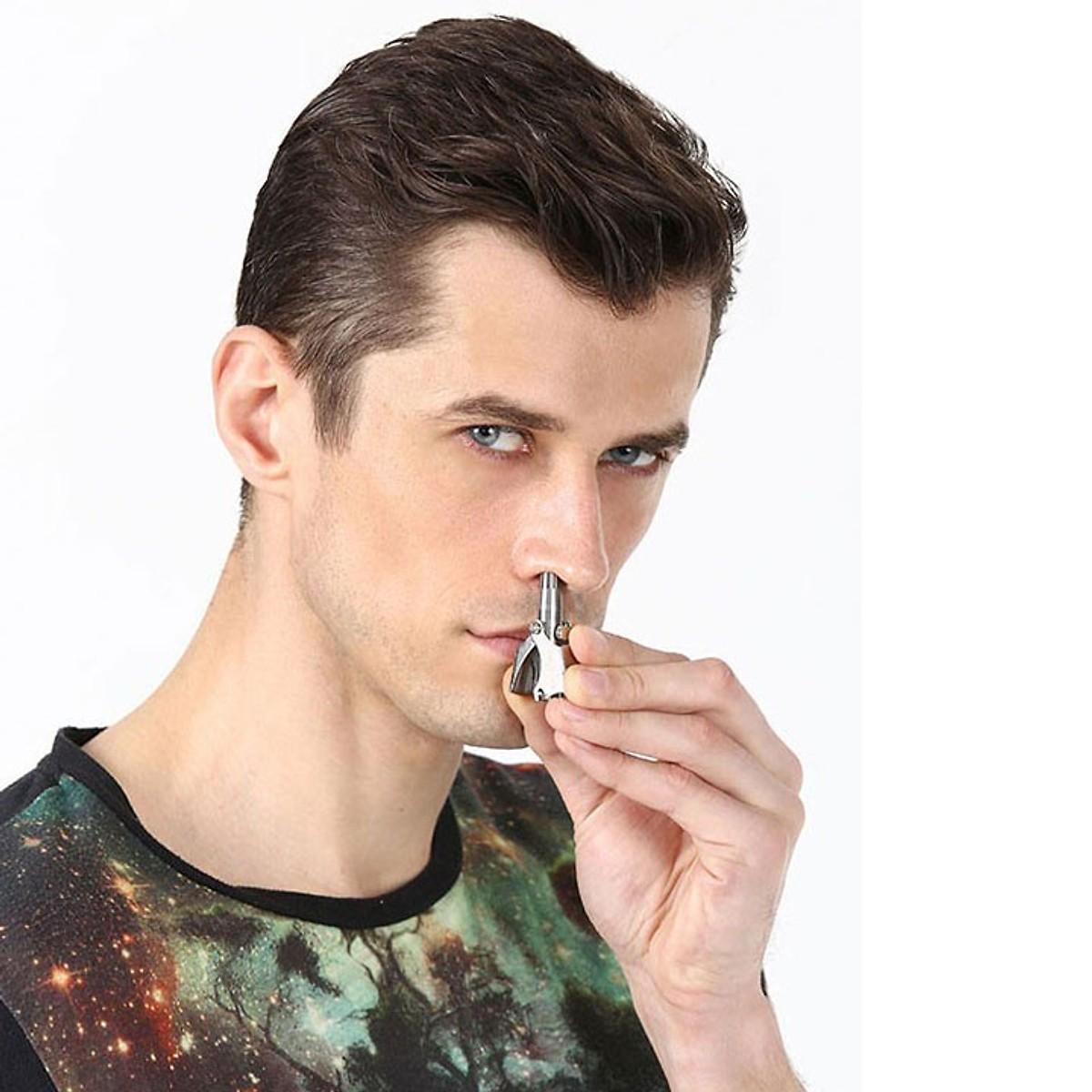 Máy tỉa lông mũi - Dụng cụ cắt lông mũi tốt nhất